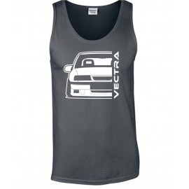 Opel Vectra A 2000 Outline Modern Outline Tank Top