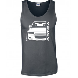 Opel Astra F GSI Outline Modern Outline Outline Tank Top
