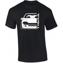 Opel Tigra A Outline Modern T-Shirt
