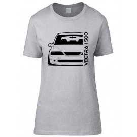 Opel Vectra B i500  Outline Modern T-Shirt Lady
