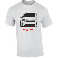 Kia Proceed GT 2019 T-Shirt Special Edition