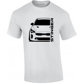 Kia Stinger GT-Line 2.0 Outline Modern T-Shirt