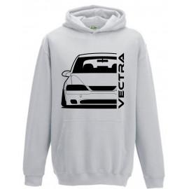 Opel Vectra B Nebler Outline Modern Hoodie