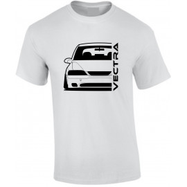 Opel Vectra B Nebler Outline Modern T-Shirt