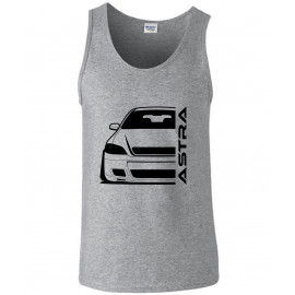 Opel Astra G OPC Modern Outline Outline Tank Top