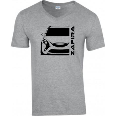 Opel Zafira C Tourer Outline Modern V-Neck