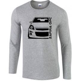 Opel Zafira B OPC Modern Outline Longsleeve Shirt