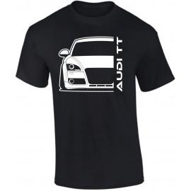 Audi TT-2 Modern Outline T-Shirt