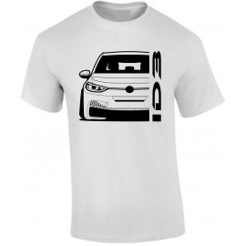 VW ID3 Modern Outline T-Shirt