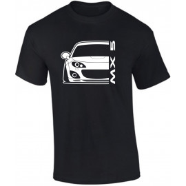 Mazda MX5 Typ NC 05-15 Modern Outline T-Shirt
