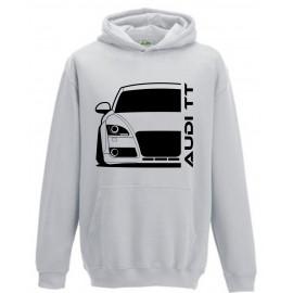 Audi TT 06-14 8J  Modern Outline T-Shirt Hoodie