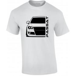 VW Volkswagen Passat B6 Typ 3C Outline Modern T-Shirt