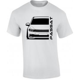 VW Volkswagen Passat GTE 2020 Outline Modern T-Shirt