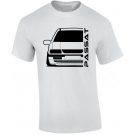VW Volkswagen B4 Typ 3A 93-97 Limo Outline Modern T-Shirt