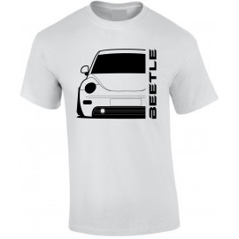 VW Volkswagen Beetle 1998 Outline Modern T-Shirt
