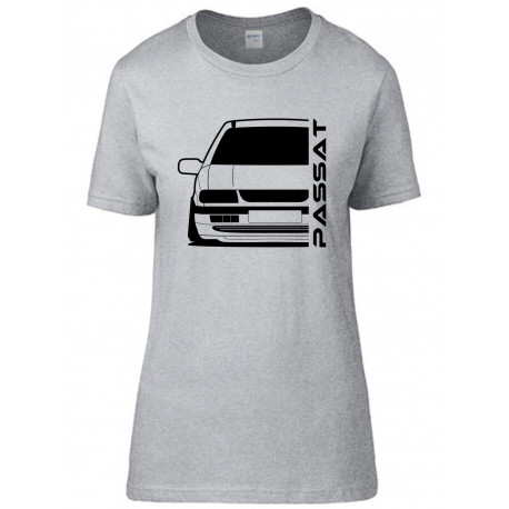 VW Volkswagen B4 Typ 3A 93-97 Limo Outline Modern T-Shirt Lady
