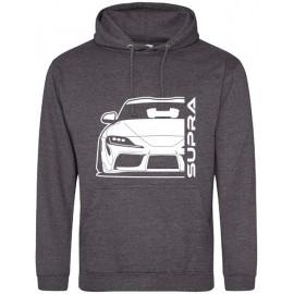 Toyota Supra MK5 Outline Modern Hoodie