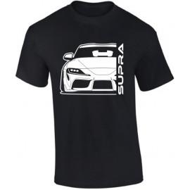 Toyota Supra MK5 Outline Modern T-Shirt