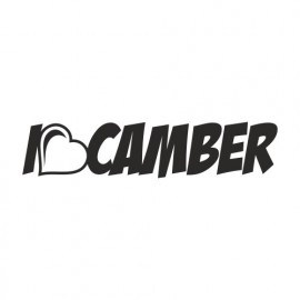 I love Camber Comic