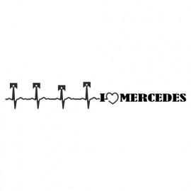 I love Mercedes Kolben