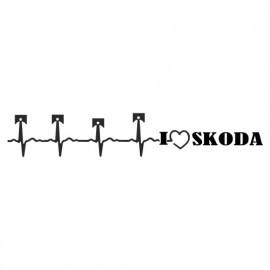 I love Skoda Kolben