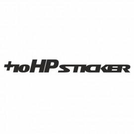 +10 HP Sticker