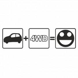 Auto (plus) 4WD (gleich) fun