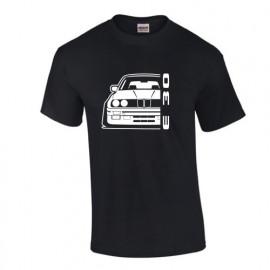 Bmw E30 Outline Modern T-Shirt g2000