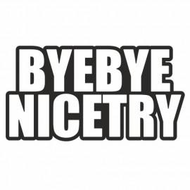 Bye bye Nicetry
