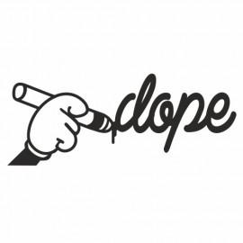 Dope Handwrite