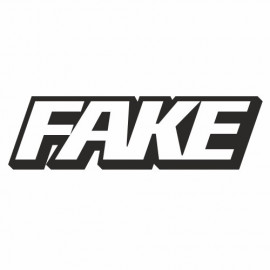 Fake outline
