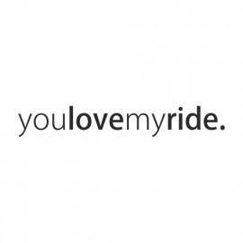 You love my Ride.